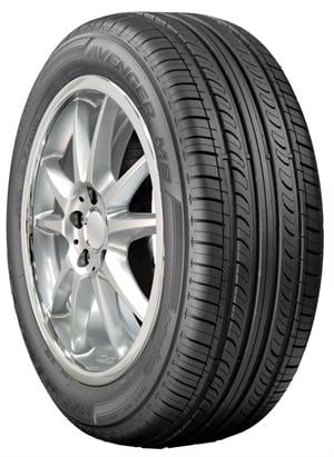 In addition to noise sealing ribs and enhanced base tread layer, Cooper's new Mastercraft Avenger M8 UHP tire features a broad tread width and wide center rib for stability and responsiveness.
