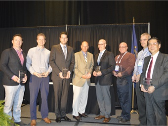 METRO's Innovative Solutions winners.