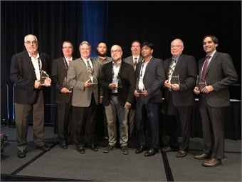 METRO's Innovative Solutions award winners included AVTA, MBTA, CDTA, NICE, Lake Erie Transit, and Siouxland Regional Transit System.