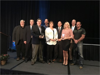 PERC's award winners this year included Macon County Transit, the City of La Porte, Ind., and First Tennessee Human Resource Agency.