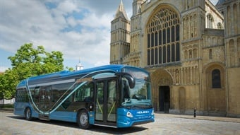 The benefits of electric buses come from reduced emissions and reduced cost of ownership over the long term. BAE