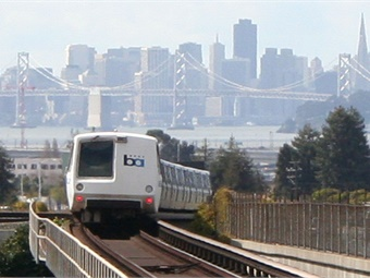 Funding for BART's new train control system is coming from a variety of local, state, and federal sources including $400 million from Measure RR. BART