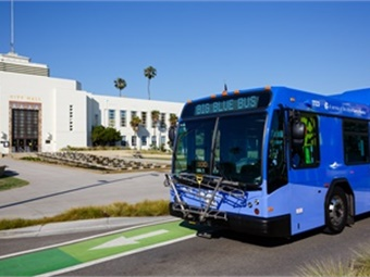 BBB highlighted its proactive approach to reducing preventable accidents and improving system safety by enhancing its existing programs and introducing new ones.Big Blue Bus