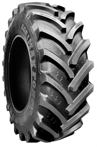 The Agrimax Force is designed for high-powered tractors.