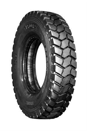 BKT recently added a new size, 12.00R24, to its Earthmax SR 423 line.