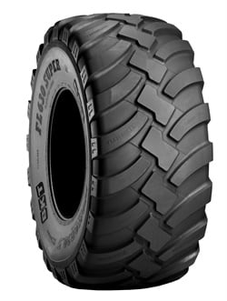 The FL 630 Super is designed for multi-purpose use on any terrain, including road travel.