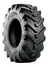BKT says Multimax MP 522 is a multi-purpose radial tire for telehandlers that is ideal for both farming and industrial applications.