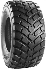 Ridemax FL 693 is a radial tire for equipment that frequently travels on the road such as trailers and tank trucks.