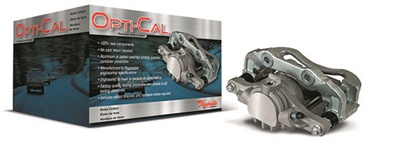 The new Raybestos Opti-Cal line of calipers are made with 100% newly manufactured materials and do not require a core return.