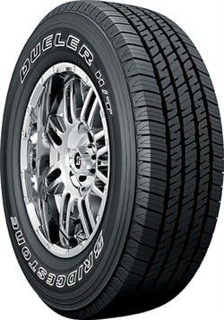 Bridgestone says the Dueler H/T 685 fits 96% of the pickup trucks on the road today
