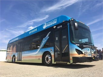 BYD client Antelope Valley Transit Authority in Los Angeles County estimated a cost savings of more than $46 million over the lifetime of a new fleet by electrifying its buses; this equates to approximately $46,000 per bus per year in savings compared to an all diesel fleet. BYD