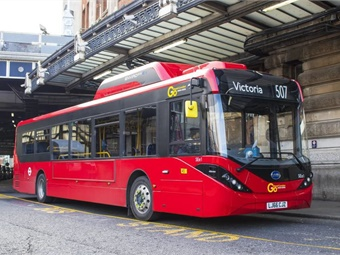 The 51-strong fleet of single-decker buses, which operate out of Go-Ahead's Waterloo depot, have made a major contribution to tackling the air quality crisis on the streets of the capital.