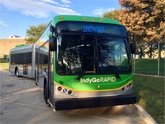 IndyGo anticipates having unofficial ridership numbers after the first few weeks of service. BYD