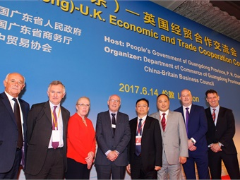 A Memorandum of Understanding between RATP Dev London and BYD, as prime contractor, was signed at the Guangdong Economic and Trade Co-operation Conference held in central London.