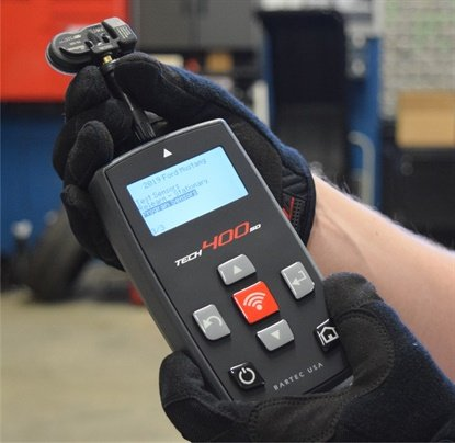 Bartec has expanded its TPMS services to include its own line of sensors — the Rite-Sensor.