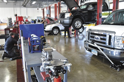 Managed care involves a contractual arrangement with individuals or fleets to provide for all of a particular vehicle's maintenance and repair needs over a two- to three-year period. It features something the financial markets love — recurring revenue