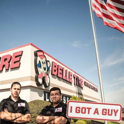Belle Tire says its new brand positioning builds on the company's 94-year heritage of putting customers first. The campaign launched Oct. 3.