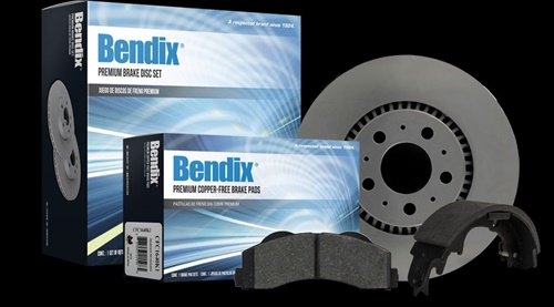 Bendix experts will be on hand in AAPEX booth #4250 to discuss the company's product designs and friction formulatios.