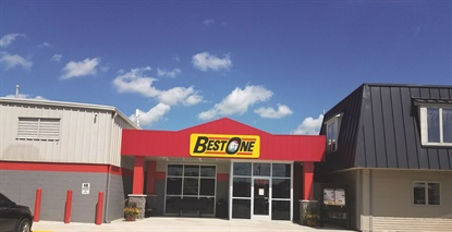 The Best-One Tire Group jointly owns and manages more than 250 locations in 26 states.