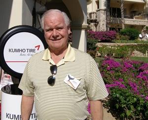 Bill Hamlin of Jack Williams Tire says Kumho's new products have been innovative.