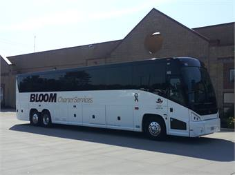 Tauton, Mass.-based Bloom's Bus Lines received two J4500 coaches.