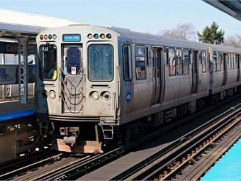 CTA's security camera network has doubled in size since 2011.