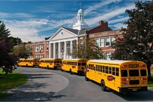 Washingtonville Central School District saves 40% per gallon on fuel costs and 30% on routine maintenance costs compared to diesel, according to a recent case study.