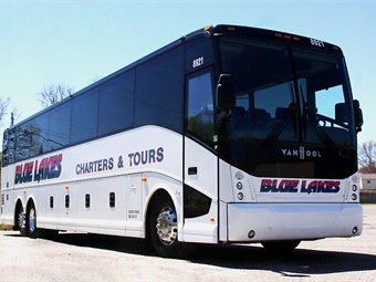 Blue Lakes Charters and Tours is a family-owned, third generation company that provides transportation from points of origin throughout Michigan and Northern Ohio across North America.