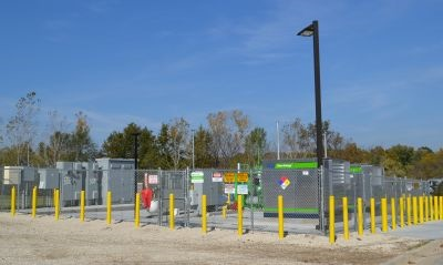 Blue Springs recently made a $1.2 million investment in fueling infrastructure for its compressed natural gas fleet.
