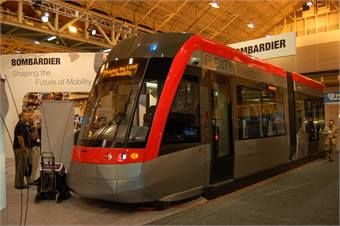 EXPO attendees will have the opportunity to be guided through a full-scale visit of the new Flexity Freedom LRV featuring 100 percent low-floor, modular design for urban and suburban applications.