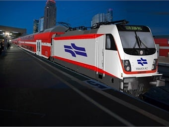 Bombardier TRAXX AC locomotives for Israel Railways.