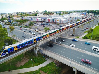 The NGR project is being delivered under a public-private partnership with the Queensland Government and was awarded to Qtectic, comprising Bombardier Transportation, John Laing, Itochu, and Aberdeen Standard Investments.