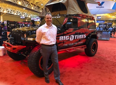 TBC's Brant Wilson says focus areas for Big O Tires dealers are saying yes to customers on the phones, through online appointments and by facilitating financing.