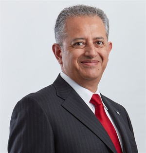 Gabriel Asbun will take over as group president of Americas Tire Business in March 2020.