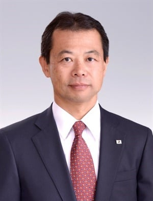 Yoshikazu Shida replaces Asbun as CEO and chief operating officer of Bridgestone Asia Pacific.