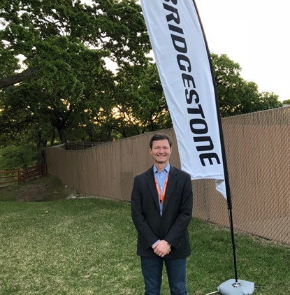 Bridgestone's TJ Higgins says retail dealers shouldn't expect a disruption to their ordering or delivery access to products while Bridgestone and Goodyear warehouses get a makeover and a mix of products from each tire maker.