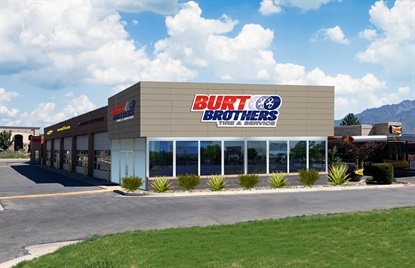 Burt Brothers has acquired and reopened this former Firestone Complete Auto Care store in Draper, Utah. The showroom is undergoing a renovation which will be complete in the spring of 2020.