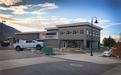 Burt Brothers has opened its 10th store, in Highland, and the company says it is the largest locally owned tire and auto care business in Utah.