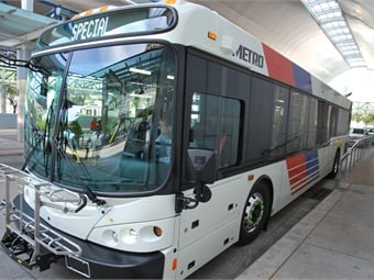 Houston Metro campaign to fight back against bus operator
