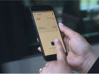 The successful completion of the project now allows passengers to purchase tickets through an app on their smartphone, paying with iDEAL or credit card, for travel on tram, bus, BOB bus, Fast Ferry, and Metro.ByteToken Ltd.