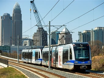 With the opening of the extension, the LYNX Blue Line now connects one side of Charlotte to the other.