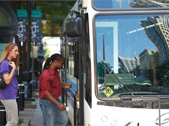 Although not thought of as an issue for electric bus projects, equity concerns have been raised as transit agencies plan to shift their fleets to zero-emission propulsion. CATS
