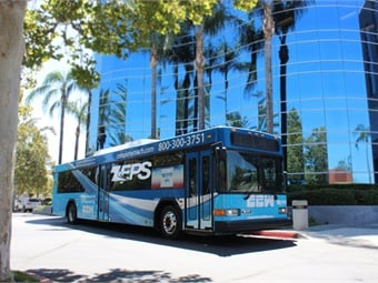 Operators can opt to purchase newly refurbished buses from CCW's inventory or have their existing fleet converted to all-electric. 
