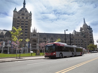 The CDTA is one transit agency that has focused on developing its workforce to successfully continue to climb the career ladder to success. CDTA