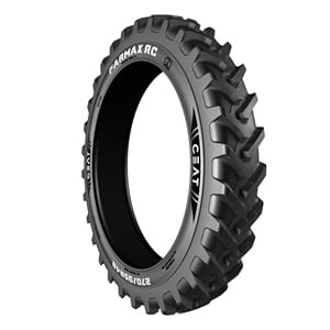 Teh Ceat Farmax Row Crop Ag radial tire is available in four sizes:320/80R42, 340/85R48, 230/95R48 and 270/95R48.