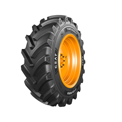 """The Torquemax range has been developed to complement the growing performance requirements of the latest high-power tractors – both on roads and on fields."" says Vijay Gambhire, managing director of CEAT Specialty Tires Ltd."