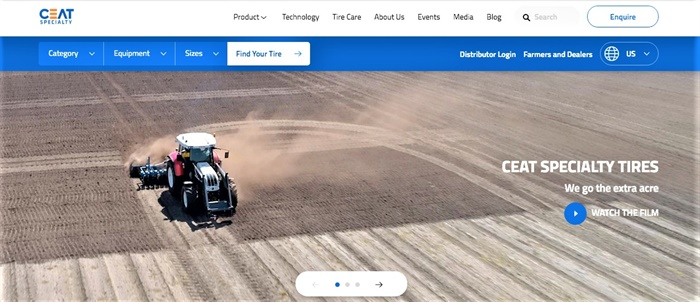 """Being the most recent entrant in the ag radial market segment, we expected tough resistance,"" said Srivastava. ""But we've been surprised by the number of customers who are willing to try out our tires."""