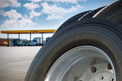 Love's Truck Care and Speedco locations now carry Double Coin truck and bus tires.