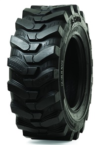 The SKS 532 has a unique stepped tread pattern to provide excellent mud clean out, according to Camso.