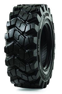 Camso says the SKS 753 is the perfect tire for rental fleets and other mixed and hard surfaces.
